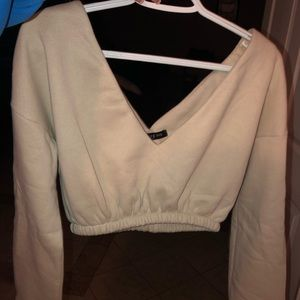 Whitefox boutique off the shoulder sweater small